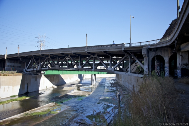 Figueroa Bridge