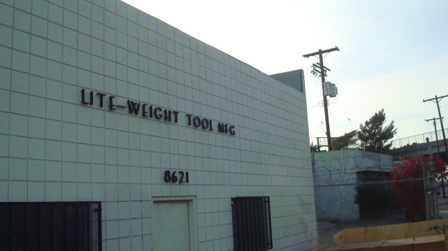 Lite-Weight Tool Mfg.