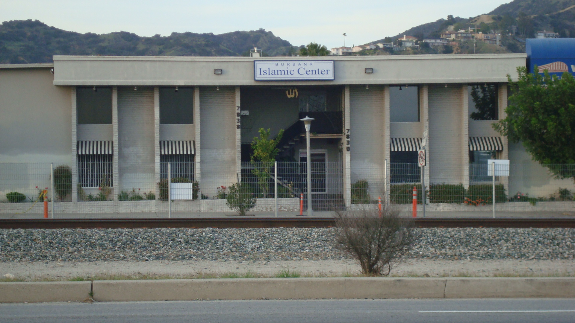 Burbank Recycling Center >> San Fernando Road The Horizon And The Skyline