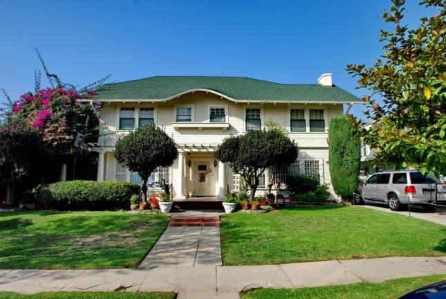 Oswald Bartlett House, Los Feliz