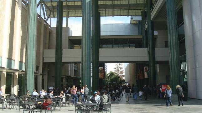 LAC 25 Plaza Brg