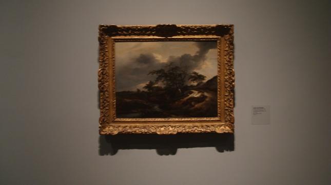 Landscape with Dunes by Jacob van Ruisdael