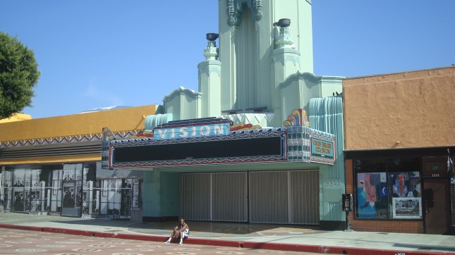 The Vision Theatre