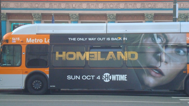 Ads on busses