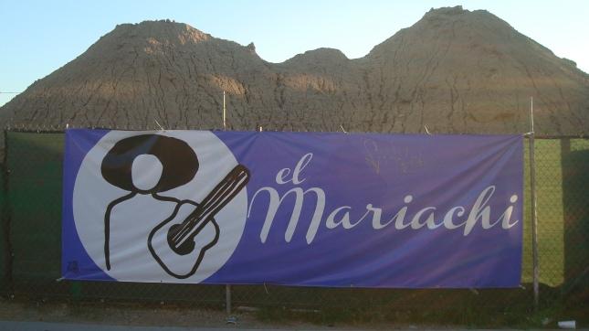 Banner by artist Dalia Ruiz.