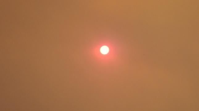 Fire 05 Red Sun