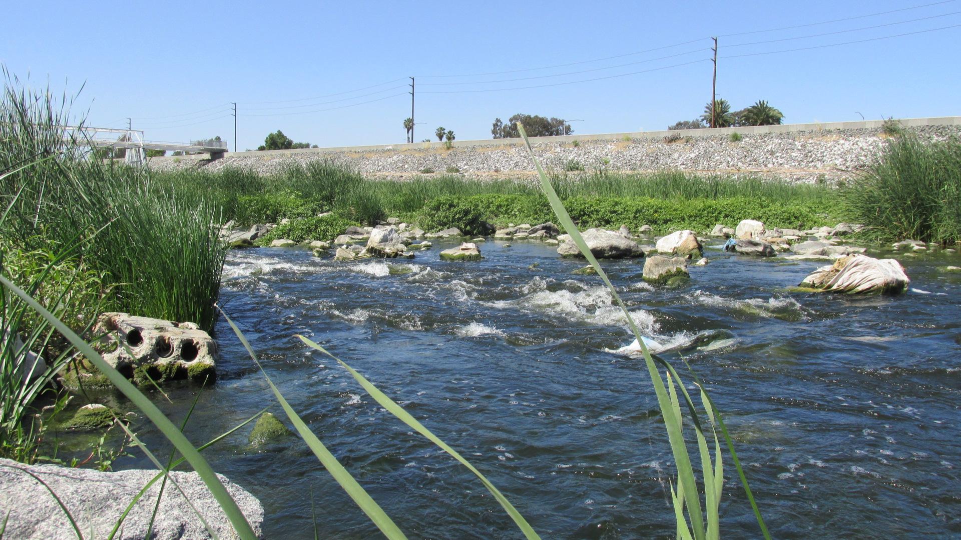 LAR WCU 40 River Rapid