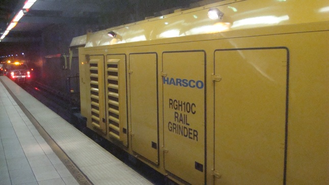 Workers 30 Harsco