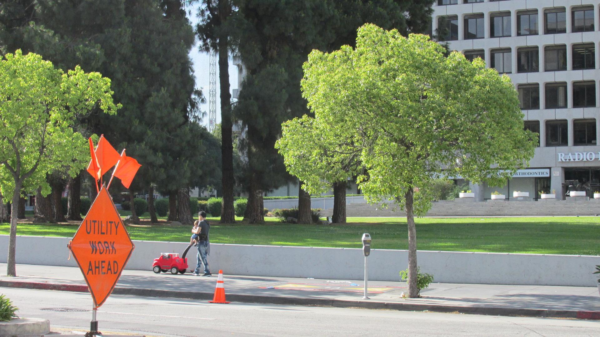 LP 90 Red Car
