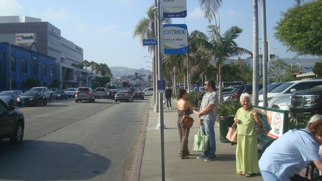 FM 90 Bus Stop