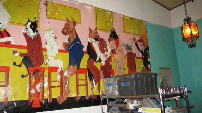 BN 60 Mural