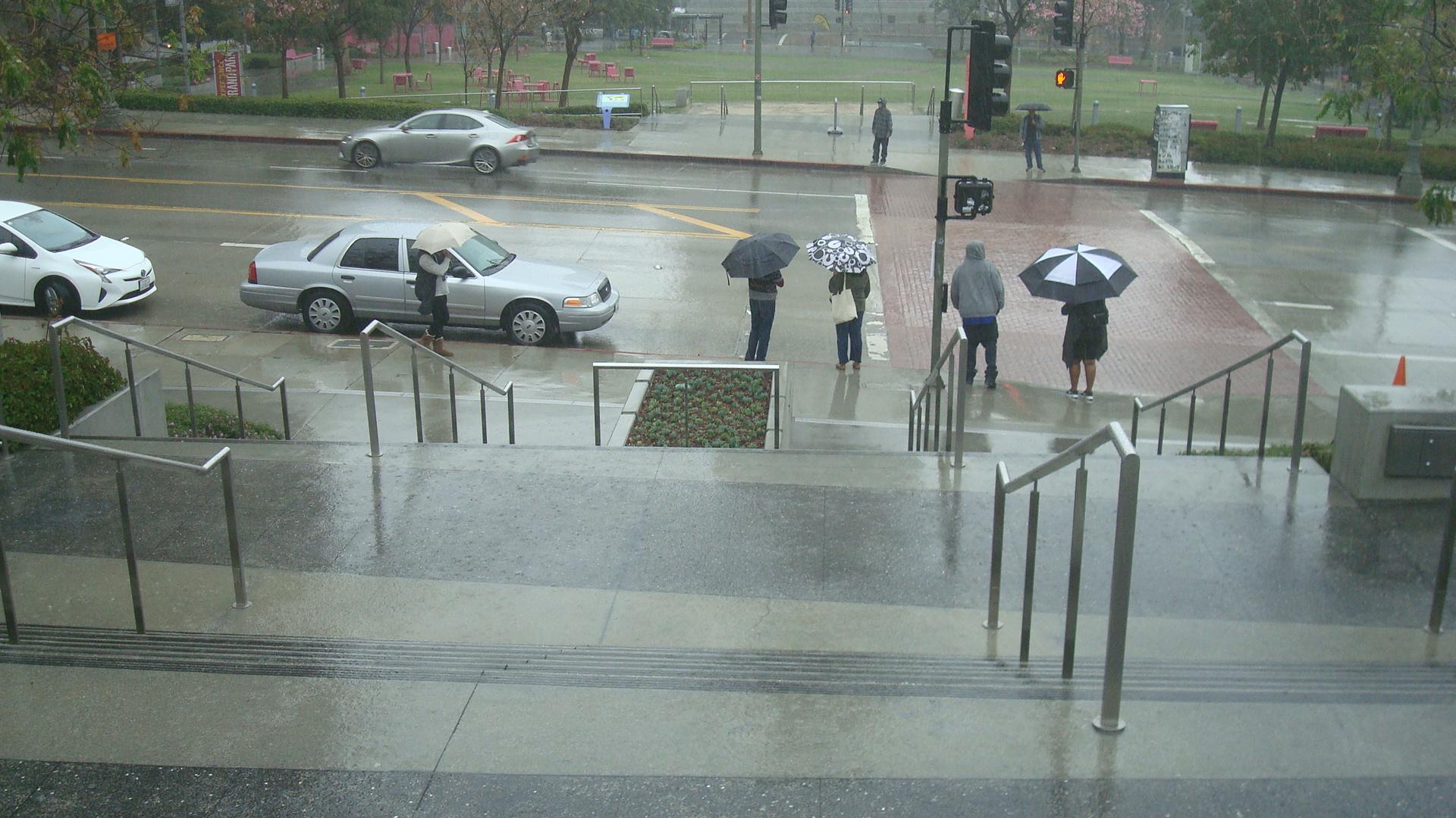 Rain 15 Crosswalk