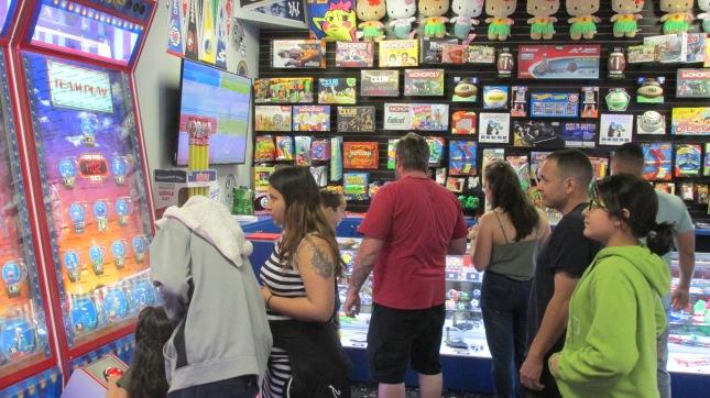 MG 10 Arcade