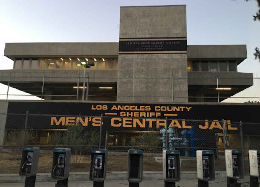 Mens Central Jail Photo by Mark Ibirby