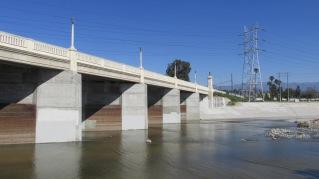 The Fletcher Bridge.