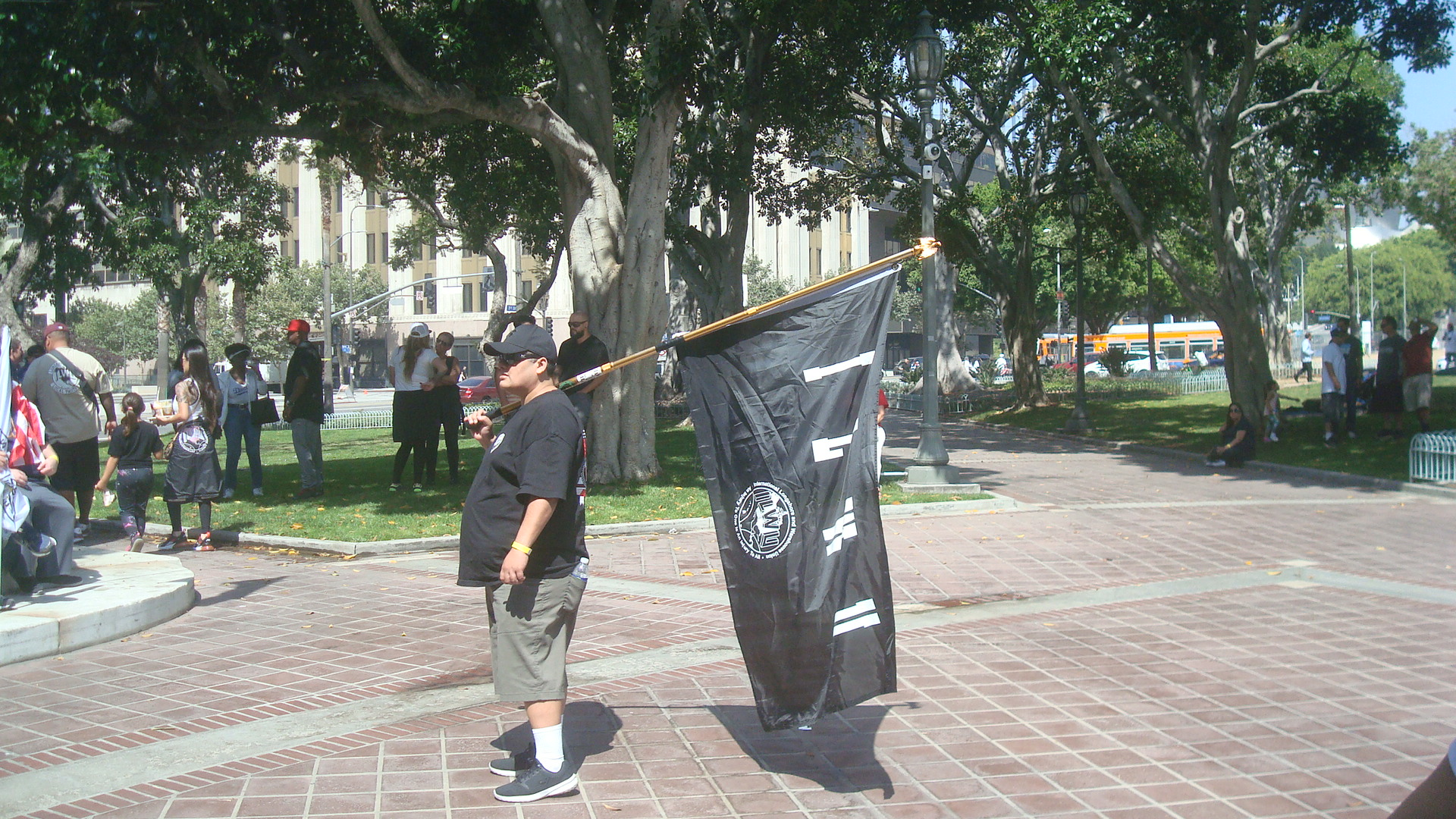 ILWU Flag