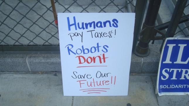 ILWU Humans Taxes