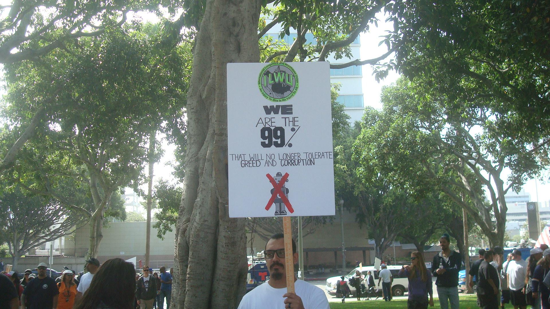 ILWU We Are 99