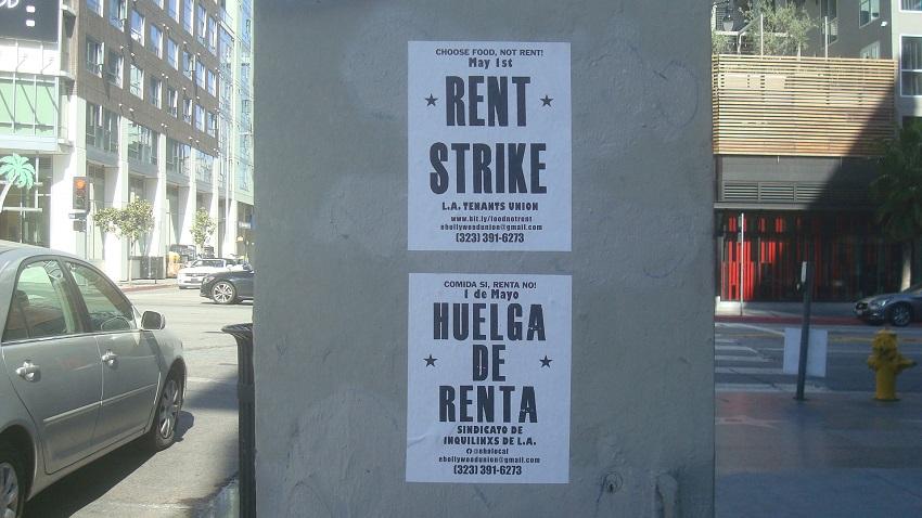 LATU Rent Strike Vine Selma 2005 SM