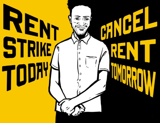 Rent Strike Graphic from ACCE 200501