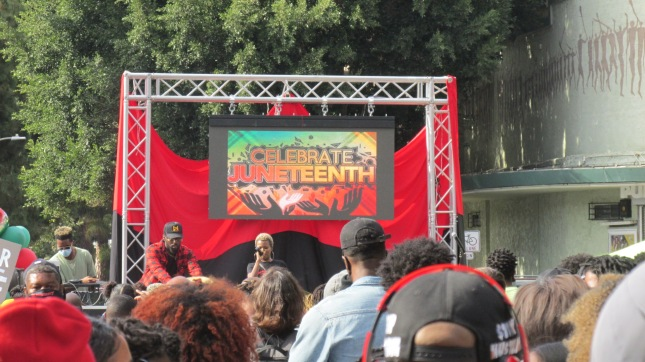 J19 01 Stage Juneteenth
